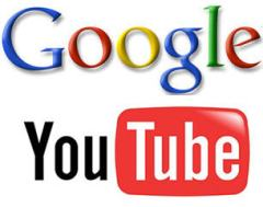 Logo Google Youtube