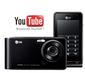 LG et sa chaine Youtube