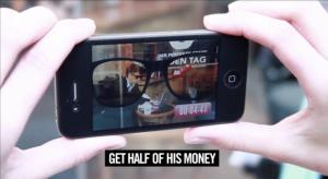 Ray Ban utilize la réalité augmentée pour une chasse au trésor